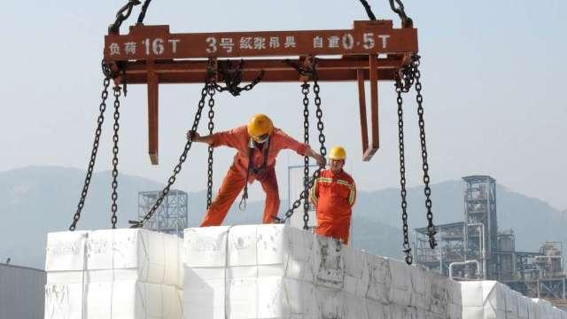 報告:中國邁向產業自主 台馬星泰潛在損失恐最大(圖:AFP)