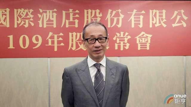 晶華董事長潘思亮。(鉅亨網資料照)