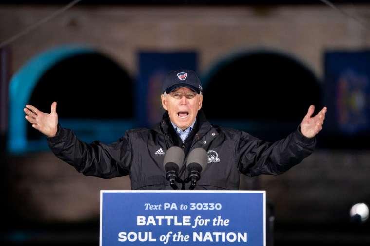 華爾街出爐拜登勝選概念股。(圖片:AFP)