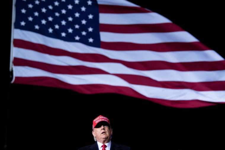 川普勝選概念股出爐 (圖片:AFP)