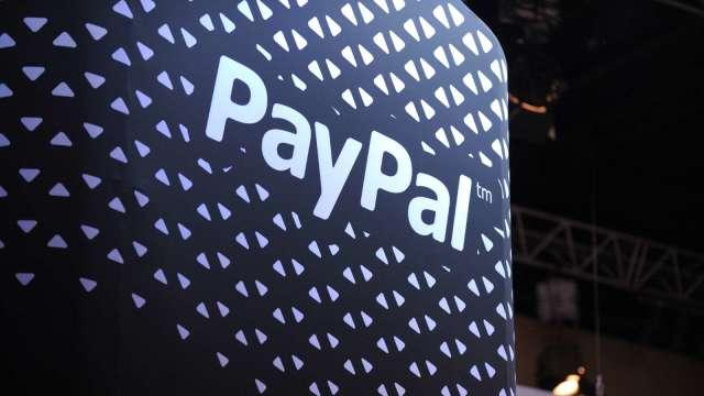 〈財報〉PayPal Q3營收獲利均優 料Q4獲利清淡 盤後挫逾6%(圖片:AFP)
