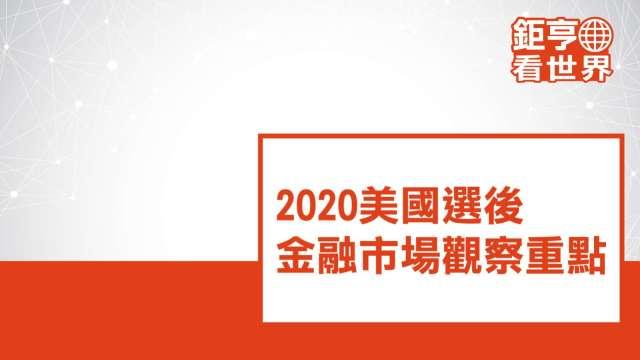 2020美國選後金融市場觀察重點ft.邱志昌博士