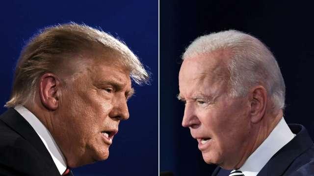 〈美國總統大選〉憂「藍潮」衝擊投資組合?分析師:市場高估政治影響性 (圖:AFP)