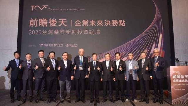緯創企業創投80%投資台灣新創,估未來每年續加碼300-400萬美元。(圖:台衫投資提供)