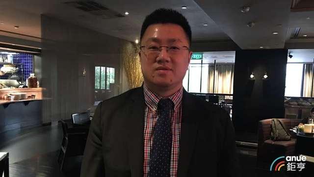 捷迅總經理孫鋼銀。(鉅亨網資料照)