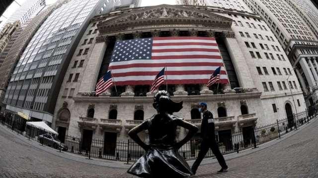 〈美股盤前要聞〉總統大選難馬上有結果 美股期貨全天波動劇烈(圖:AFP)
