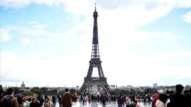 美國正式退出巴黎氣候協定 (圖片:AFP)