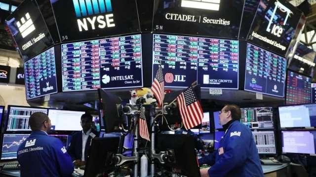 選後行情可期?美股上漲機率與丟銅板相當(圖片:AFP)