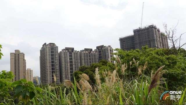 林口A7合宜宅明年將可出售。(鉅亨網記者張欽發攝)