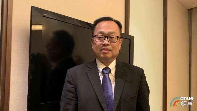 光磊總經理黃年宏。(鉅亨網資料照)