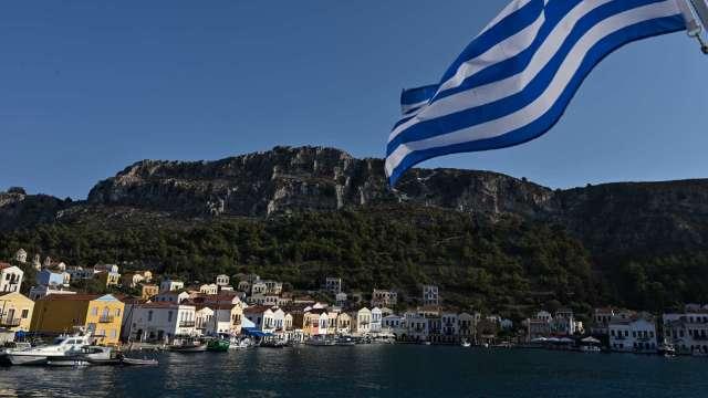 單日新冠確診創新高 希臘政府宣布7日起進入全國封鎖 (圖:AFP)