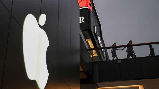 iPhone 12零件不足 找上iPad零件遞補(圖片:AFP)