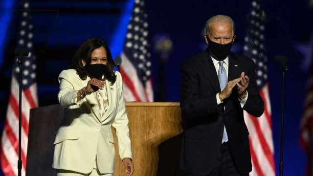 拜登勝選 台灣、各國領袖齊道賀(圖片:AFP)