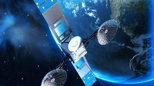 太空成新一代兵家必爭之地,低軌衛星商機明後年進入實質貢獻。(示意圖:AFP)