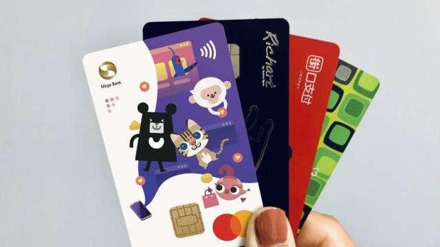 雙11網購商戰倒數,銀行信用卡促刷優惠持續開打。(圖:業者提供)