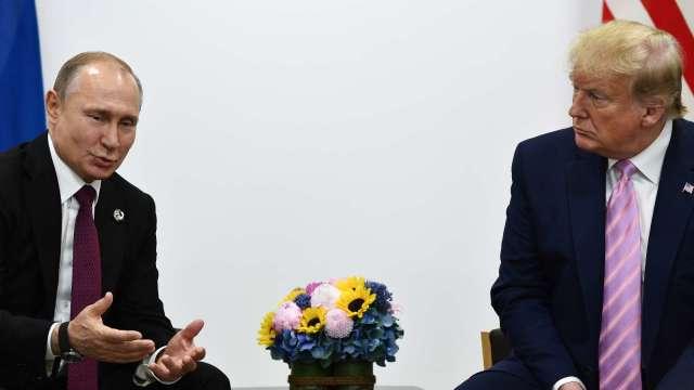 拜登勝選普丁未表態 分析師點出美俄緊張關係恐加劇? (圖:AFP)