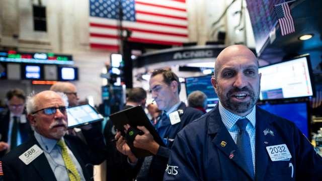 道瓊暴漲逾1600點 Cramer:突然之間 我們有了希望 (圖片:AFP)