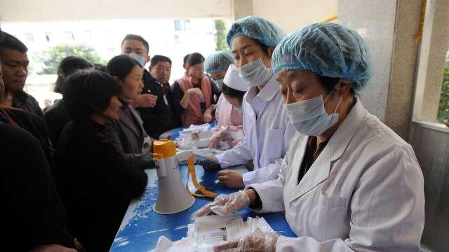不亞於輝瑞 國藥集團新冠疫苗已開始出口(圖片:AFP)