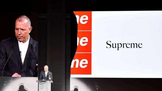 美國潮牌Supreme 21億美元天價賣威富公司 (圖片:AFP)