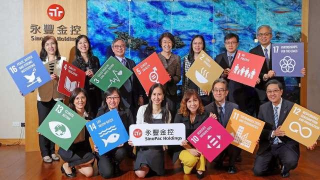 永豐金導入SROI擴大永續成效 善盡企業社會責任。(圖:永豐金控提供)