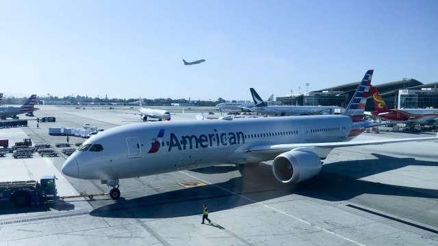 航空業復甦? 調查:逾80%旅客不願恢復到原先飛航旅遊習慣(圖片:AFP)
