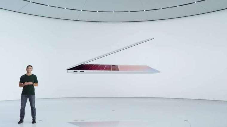 蘋果推出 MacBook Air 更新版 (圖片:蘋果)