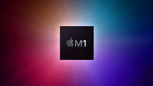 重磅!蘋果首款 M1自家晶片問世 新MacBook Air起價30,900。(圖片:AFP)