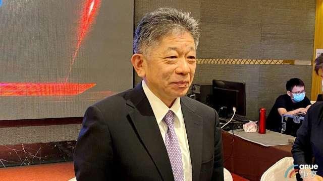 超眾董事長永井淳一。(鉅亨網資料照)