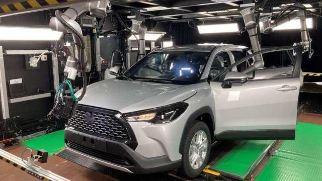 廣明旗下達明機器人打入歐日汽車供應鏈,營運動能看增。(圖:達明機器人提供)