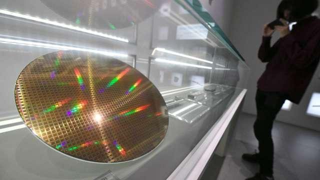 〈力旺法說〉矽晶圓價格上漲可受惠 新品權利金明年下半年起貢獻。(圖:AFP)