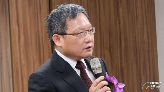 財政部長蘇建榮。(鉅亨網資料照)