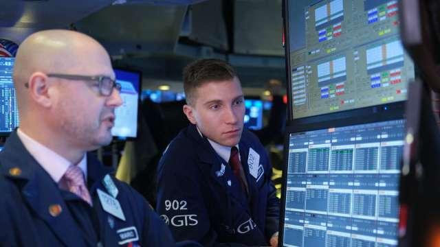 投資大師:憲政危機可能引發美股拋售浪潮。(圖片:AFP)