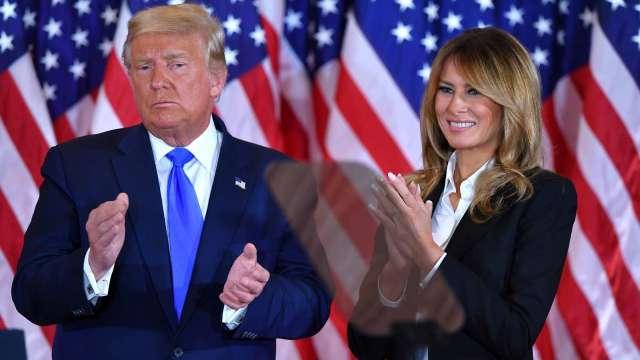 法律戰難改大選結果 憲法將讓川普搬出白宮。(圖片:AFP)