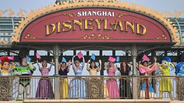 〈財報〉迪士尼Q4營收高於預期 Disney+訂閱數大增 盤後一度漲逾6%(圖片:AFP)