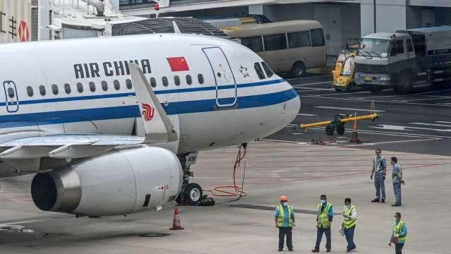 三星兩架包機突遭中國當局取消 推測與疫情升溫有關 (圖片:AFP)