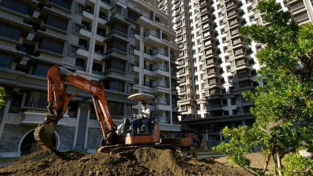 萬華社會住宅300戶啟動招標 預鑄工法為缺工解套。(圖:AFP)