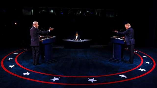 分析師:拜登勝選有助人民幣上漲 但川普效應將持續更久(圖片:AFP)