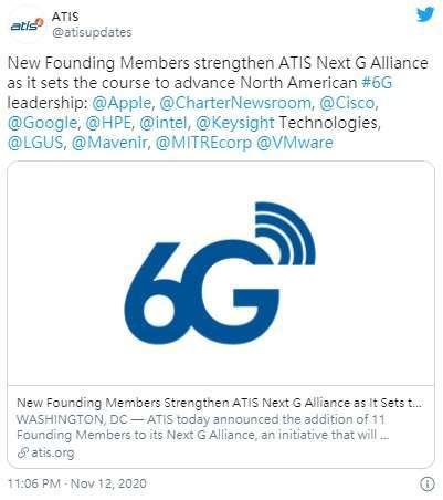 ATIS 週四宣布增加了 11 個創始成員 (圖片:ATIS)