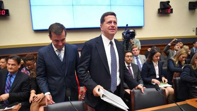 SEC主席Jay Clayton宣布提前於年底卸任 (圖:AFP)
