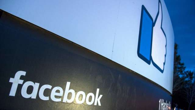 第四季線上廣告加速復甦 小摩:臉書受益最大(圖片:AFP)