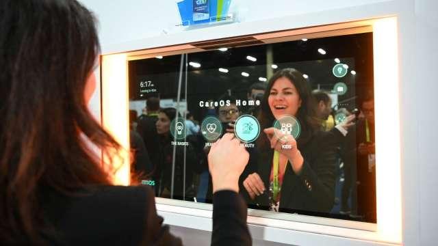 凌陽車用影音系統首獲中系品牌採用 明年車用事業挑戰轉盈。(圖:AFP)