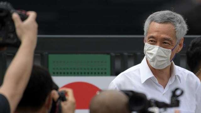 新加坡總理呼籲:美中在動盪4年後應該休戰(圖:AFP)