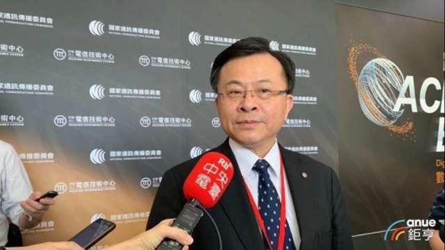 國家通訊傳播委員會(NCC)主委陳耀祥。(鉅亨網資料照)