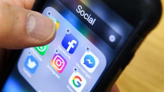 不滿內容審查制度 俄羅斯擬立法封鎖推特、臉書等美國社交巨頭 (圖:AFP)