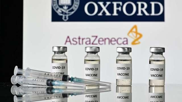 阿斯利康疫苗中期試驗99%有效 老年人產生強大免疫反應 (圖片:AFP)