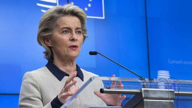 歐盟:下個月有望批准輝瑞與Moderna疫苗使用(圖:AFP)