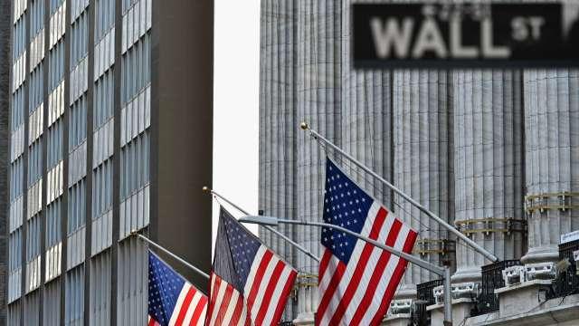 美財政部與Fed意見分歧 美股期貨漲跌互見(圖片:AFP)