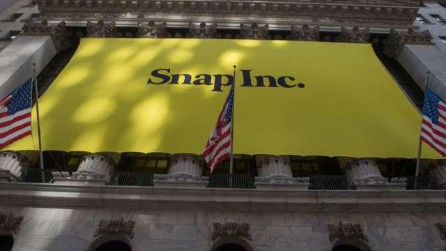 下一個臉書!Snap 5年後市值可望衝至2000億美元(圖片:AFP)