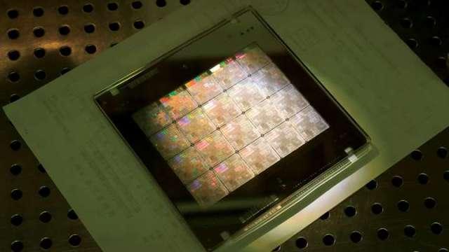 三星目標2022年以3奈米製程超越台積電。(圖:AFP)