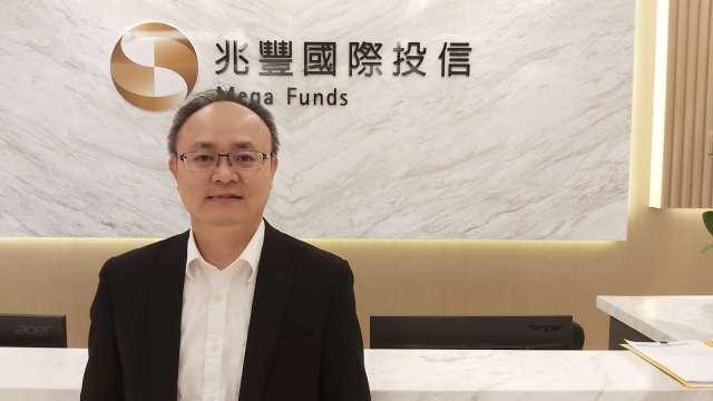 兆豐國際中國內需A股基金經理黃家慶。(圖:兆豐國際投信提供)